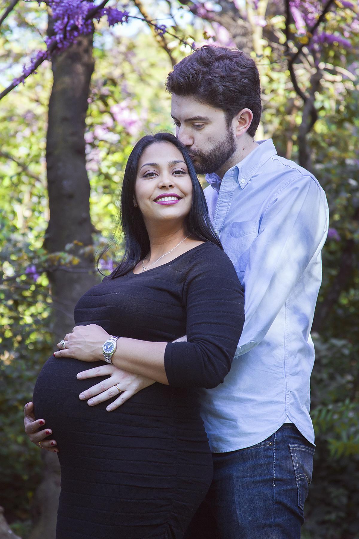 Fotografía de embarazo