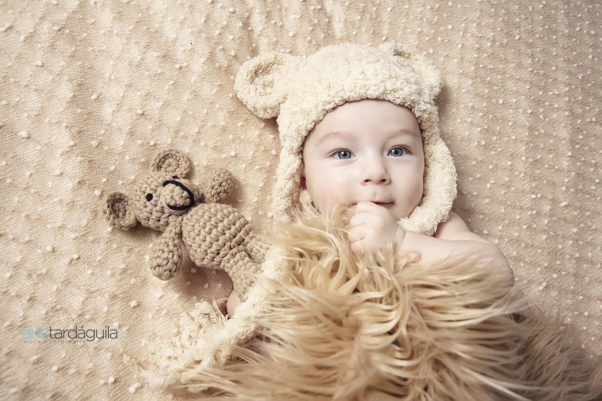 Fotografía de bebé